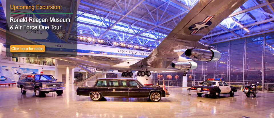 Ronald Reagan Museum & Air Force One Tour