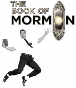 Book of Mormon at the Pantages