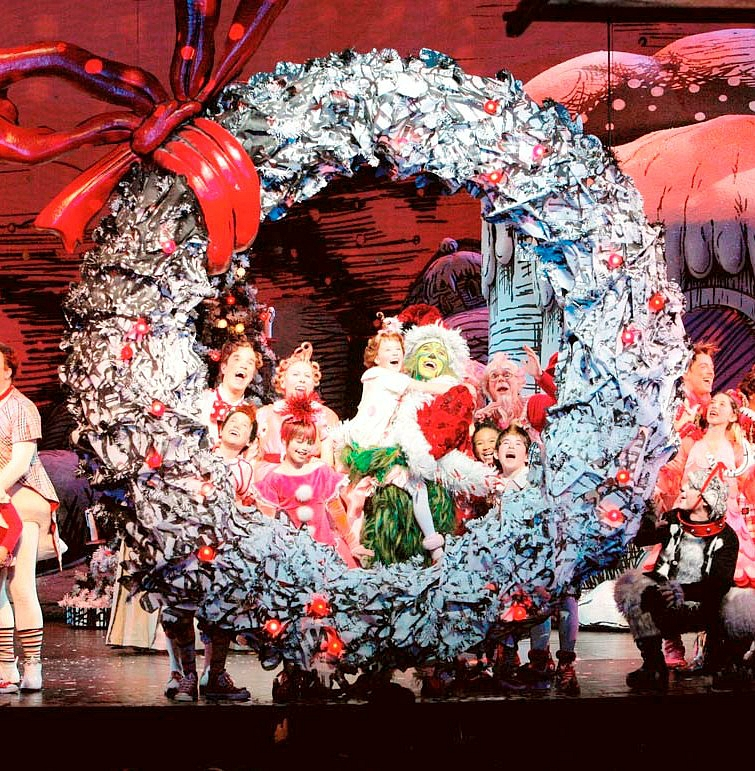 HOW THE GRINCH STOLE CHRISTMAS  THE DR SEUSS MUSICAL 4u3O6bLO